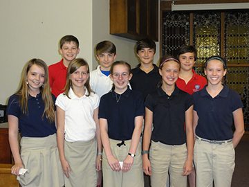 6th Grade Students Compete in Annual Geography Bowl